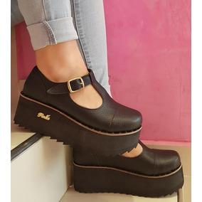 Zapatos Guillerminas Plataforma Goma Eva