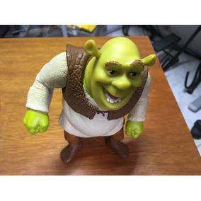 Boneco Miniatura Shrek Mcdonald