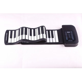 Teclado Musical Flexível 61 Teclas Usb / Midi - Pa61