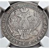 1838 Pl Polonia Rusia Imperial Nicolás I Polaco Antiguo Mon