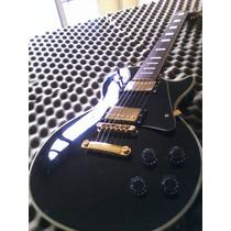 Gibson Les Paul Custom Clon Midland Permuto Envio Tarjetas!!