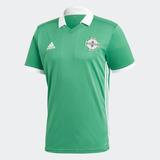 Camiseta Titular Selección De Irlanda Del Norte 2018 Hombres