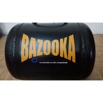 Tanque De Aire Comprimido (bazooka) Punta Alto Flujo 6 Gal.