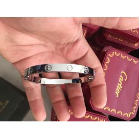Brazaletes Pulseras Cartier Love Desarmador Y Caja