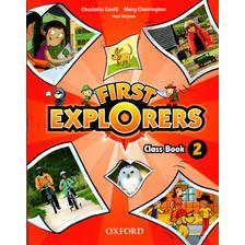 Libro: First Explorers 2 Class Book + Activity Book - Oxford