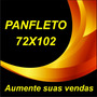 2000 Panfletos Folhetos P/ Deposito De Gás Pizzaria Etc