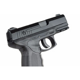 Pistola Kwc 24/7 Full Metal 480 Fps 350 Balines 4,5 3 Co2