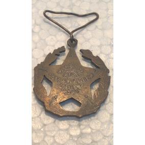 Medalha Militar Antiga Decreto 15/11/1901 Exercito Brasil