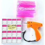 Aplicador  De Tags + 1000 Pinos 40 Mm + 1000  Etiquetas