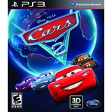 Cars 2 The Video Game Ps3 Digital