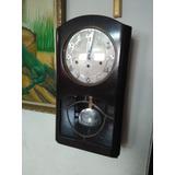 Reloj Antiguo De Pared Kienzle (para Reparar)
