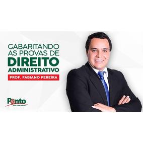 Gabaritando Direito Administrativo 2018 - Atualizado Top