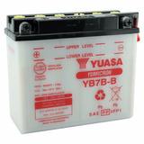 Bateria Yuasa Yb7b-b 12v 7ah Cbx150/200 Nx150/350 Xt225 Neo