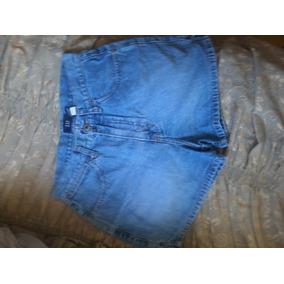 Shorts Jeans Mujer Originales Americanos Talla S