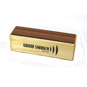 Wood Shaker Cajon Brasil Ws Medium - Mm