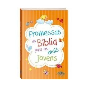 Livro Promessas Da Bíblia Para Os Mais Jovens- Todolivro