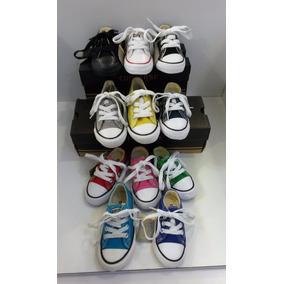 Zapatos Converse All Star, Niñ@s, Tallas 20-25, 11 Colores.