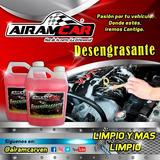 Desengrasante Airam Car Para Autolavados-autoperiquitos.