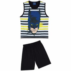 Pijama Batman Regata - Lupo