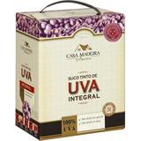 Promo Casa Madeira Suco De Uva Integral Bag In Box 3 Litros
