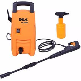 Lavadora Lava Jato De Alta Pressão 1200w Lk1200 Kala