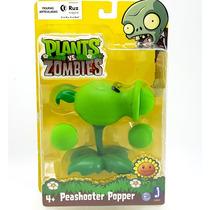 Figura De Coleccion Plantas Vs Zombies Lanza Guisante