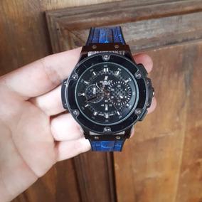 b4442f4149b Borracha Do Pulverizador Guarany Masculino Hublot - Relógios De ...