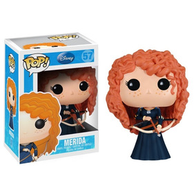 Funk Pop! Merida - Princesa Disney
