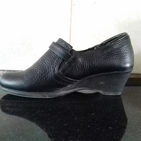 Zapatos De Cuero Para Mujer