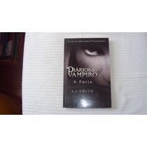 Livro Diários De Um Vampiro - A Furia -editora Galera Record