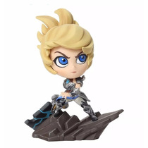 Lol Boneca Riven League Of Legends Figura Pronta Entrega