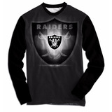 Blusa Moletom Era Raiders Oakland New Nfl Swag Los Angeles