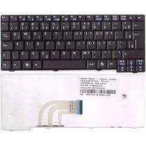 Teclado Netbook Acer Aspire One Zg5 D250 Zg8 Padrão Br Com Ç