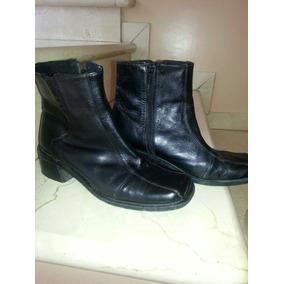Botas De Cuero Talla 36 Zapatos Ropa, Calzado Mujer Navidad