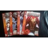 Avengers: Asgard Bajo Sitio (colección Completa)