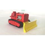Super Bulldozer - Trator De Esteira - Lesney -cat-jhon Deere