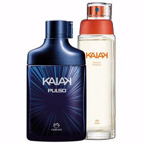 Kit Perfume Natura Kaiak Pulso + Kaiak Feminino + Brinde