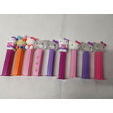 Pastilleros Pez Hello Kitty Lote X 9