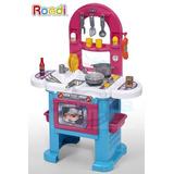 Cocina Rondi Cookie + 22accesorios / Juega Bonito 17