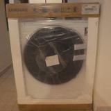 Lavadora/secadora Samsung Wd11j6410aw Eco Bubble 11,5kg/7kg