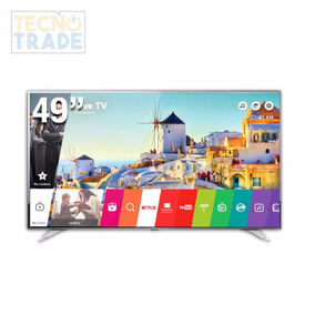 Lg Smart Tv 49 4k Uhd Incluye Iva 49uj6300 Webos 3.5 2017
