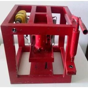 Maquina De Fabricar Chinelos Com 5 Facas