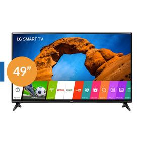 Tv Lg Led Smartv 49 Magic Control Isdbt 2018 Nuevo Modelo