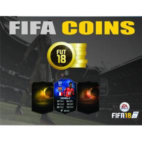 50 Mil Coins Fifa 18 Ps3 (entrega Imediata )