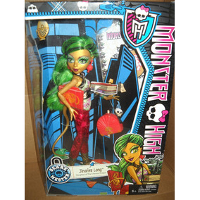 Monster High Jinafire Long - Scare Mester