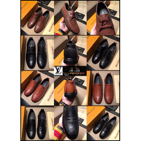 Zapato Louis Vuitton De Hombre / Caballero De Vestir Terno
