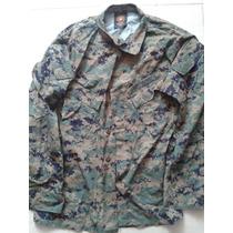 Camisola Militar Us Army Original Marpat Usmc Marines Pixel