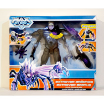 Max Steel Extroyer Aracnido