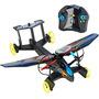 Coche Volador Hot Wheels Sky Shock Rc Envío Gratis