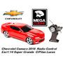 Chevrolet Camaro Radio Control Remoto Maisto Esc1:14 Grande
